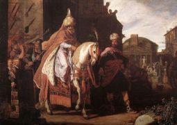 המן ומרדכי של ימות המשיח