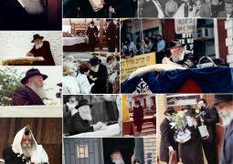 """מעל 450 תמונות חדשות של הרבי שליט""""א"""